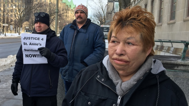 St  Anne's residential school survivors want mediation, say Ottawa