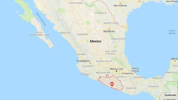 Mexican troops, police evacuate 92 people fleeing drug gangs